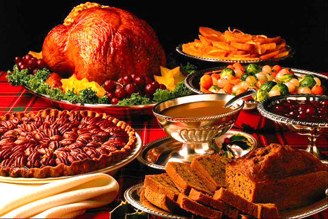 Join us for Thanksgiving at Dario's!